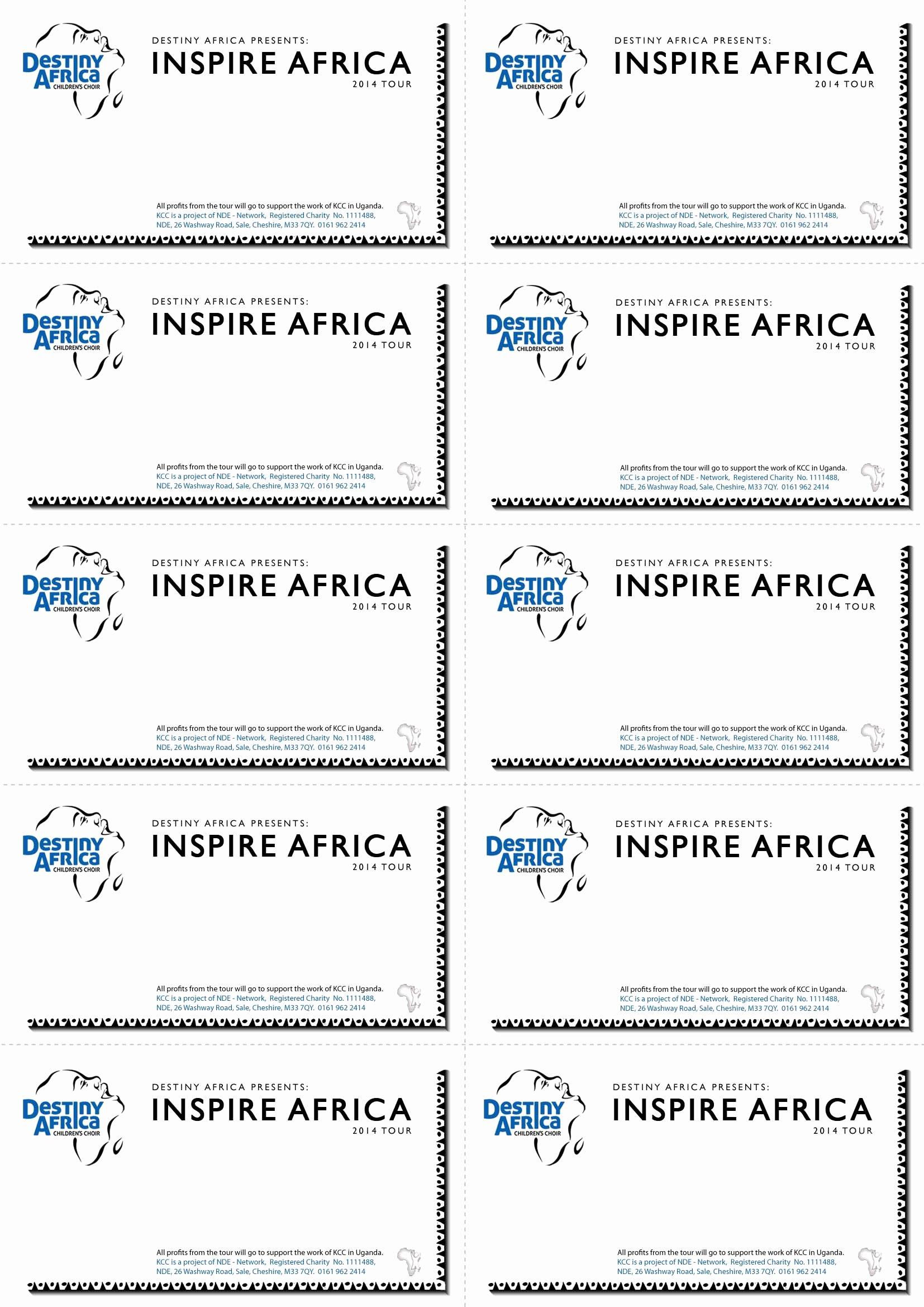 Ticket Word Template Portablegasgrillweber