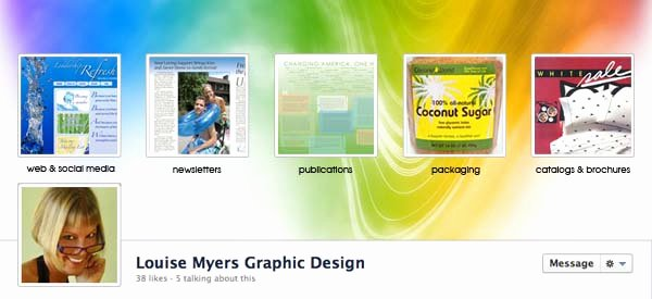 Timeline Cover Size Free Template Ideas