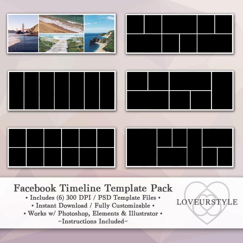 Timeline Template Pack Timeline Cover
