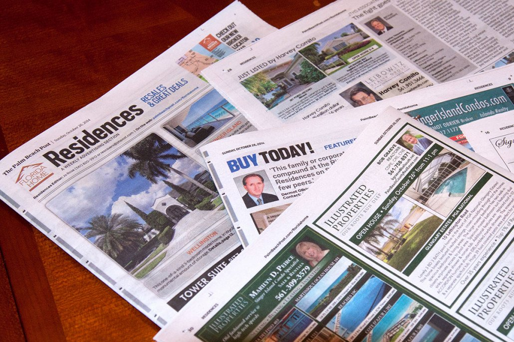 Tips for Real Estate Newspaper Ads with Ideas Templates