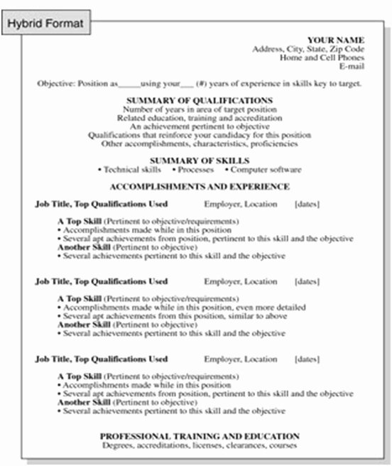Tips Making A Good Resume Best Resume Gallery
