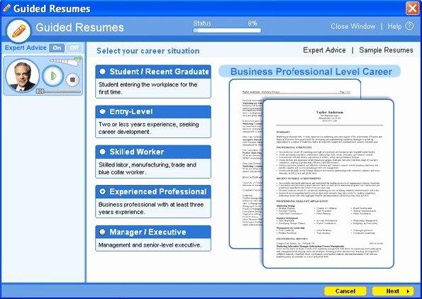 Top 10 Best and Free Line Resume Builder Websites Cv