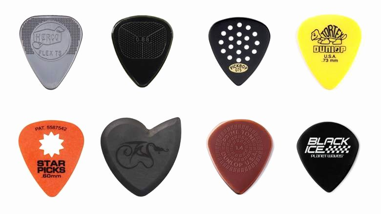 Top 10 Best Cool Guitar Picks which is Right for You