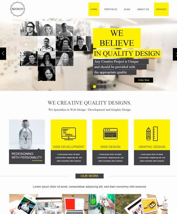 Top 10 Corporate HTML5 Website Templates to Checkout In
