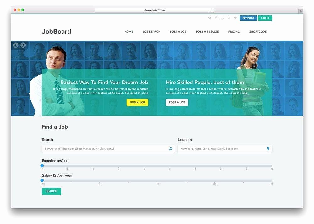 Top 10 Resume Posting Websites Best Resume Collection