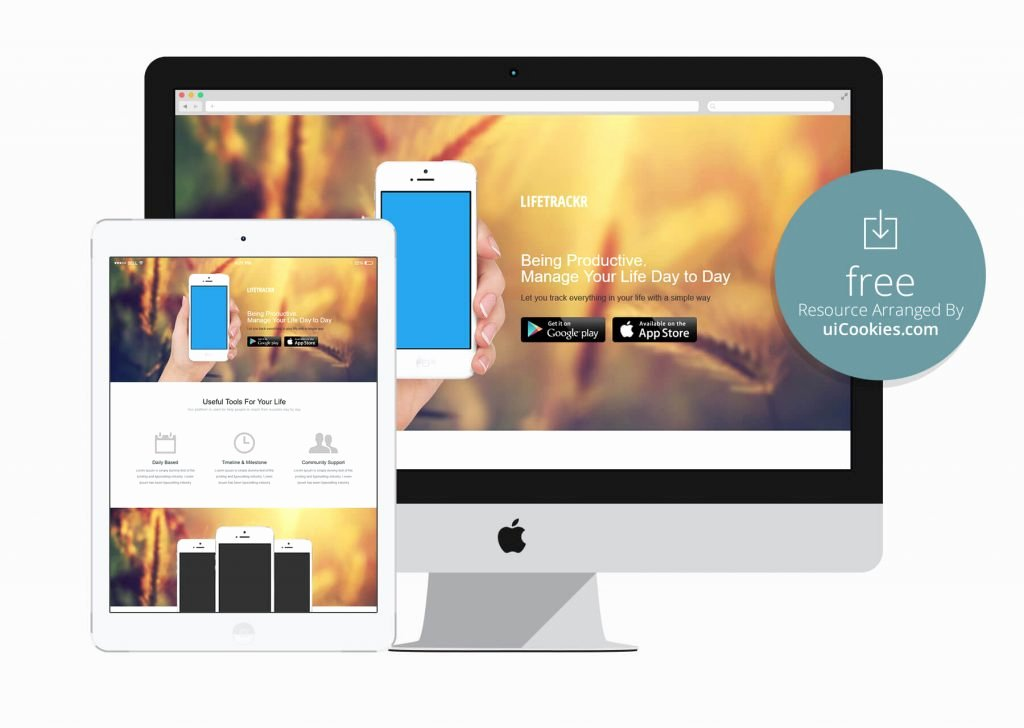 Top 100 Free HTML5 Responsive Bootstrap themes