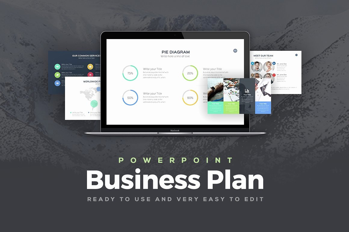 Top 23 Business Plan Powerpoint Templates Of 2017 Slidesmash