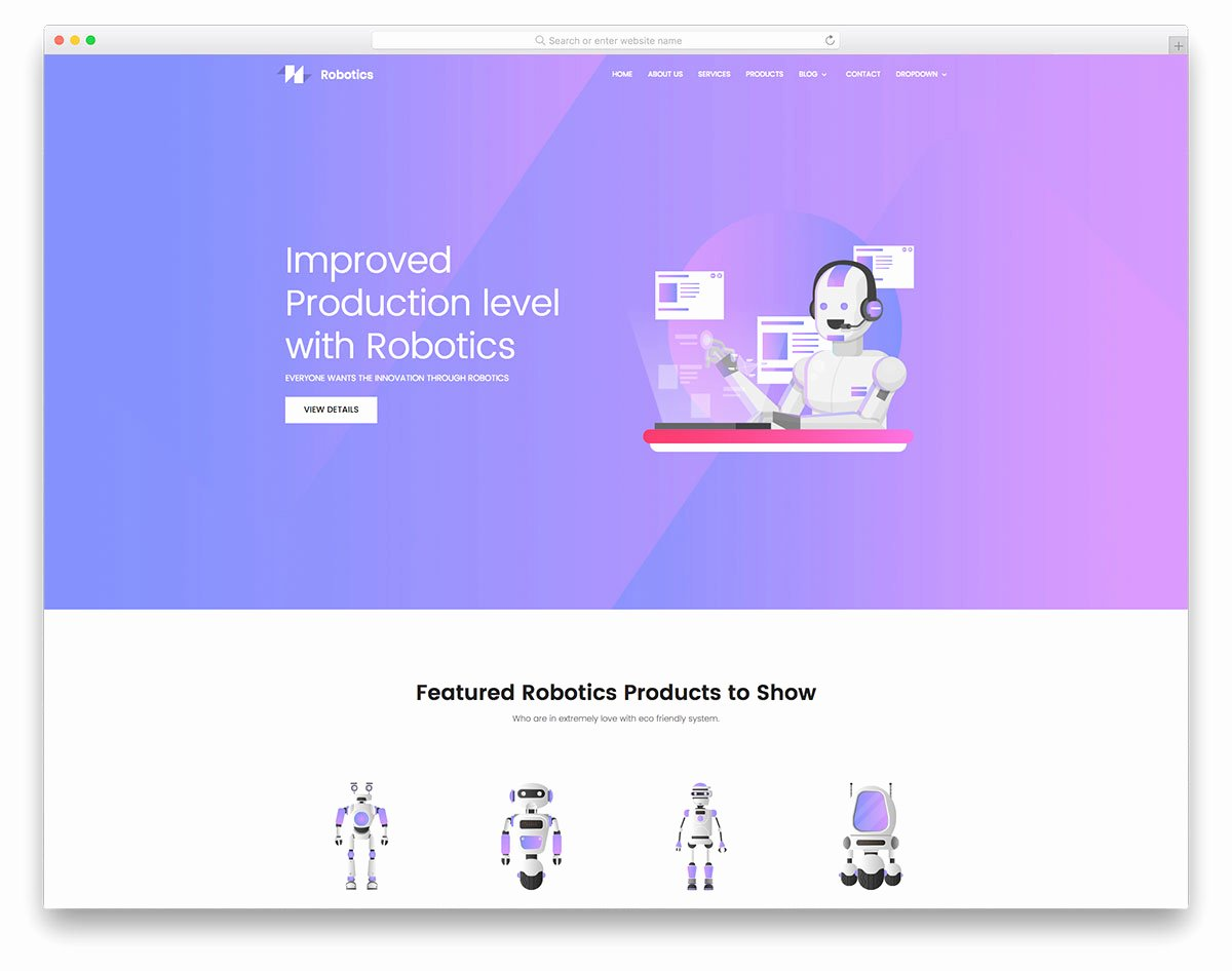 Top 27 Free Landing Pages Templates Built with Bootstrap