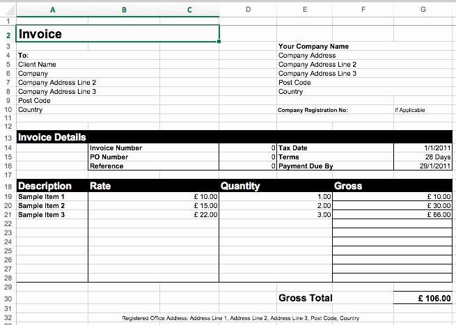 Top 5 Best Invoice Templates to Use for Business