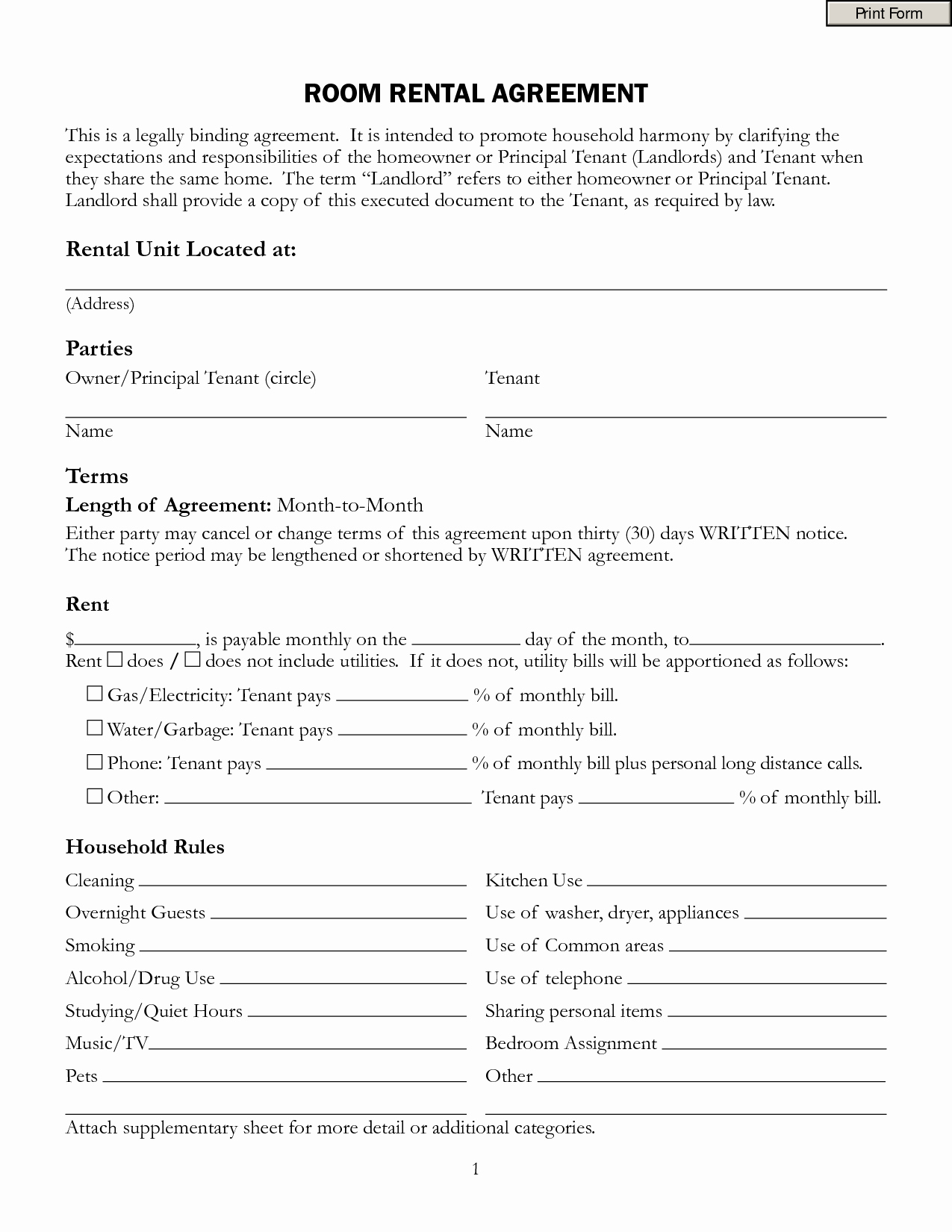 Top 5 Resources to Get Free Rental Agreement Templates