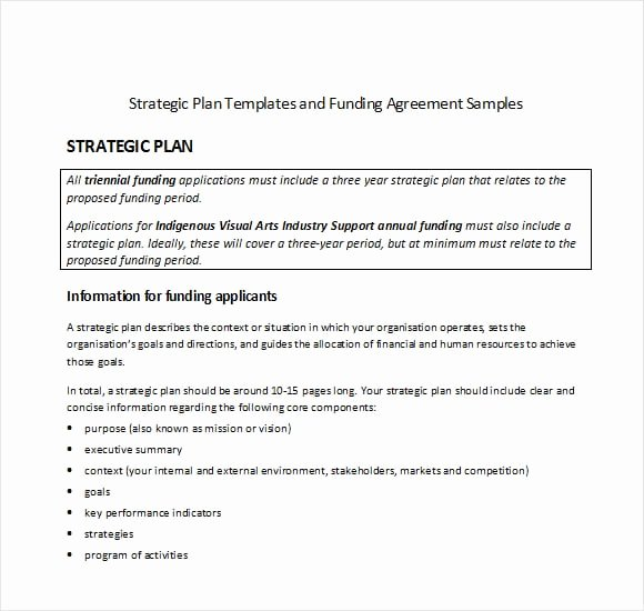 Top 5 Resources to Get Free Strategic Plan Templates