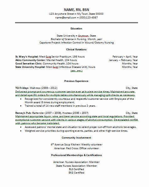 Top 7 Resume Hints for New Grad Nurses – Mudlark Tales