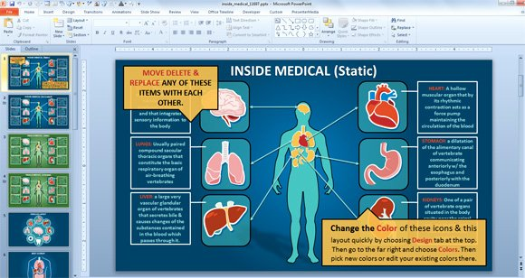 Top Effective Medical Powerpoint Templates for Healthcare
