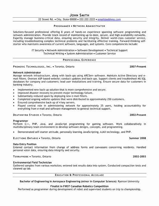 Top Help Desk Resume Templates & Samples