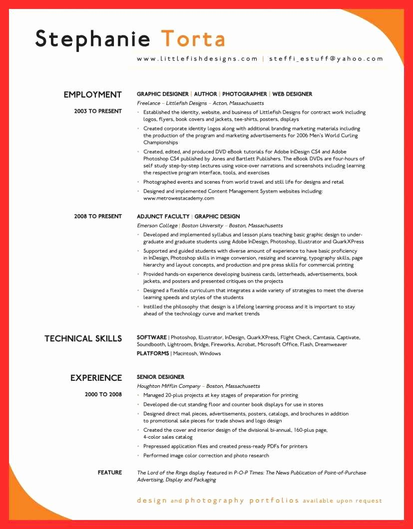 Top Resume Examples