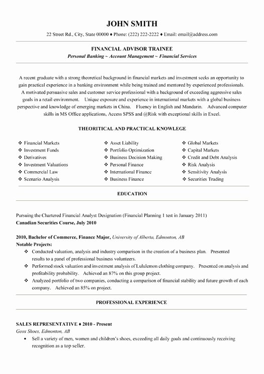 Top Retail Resume Templates & Samples