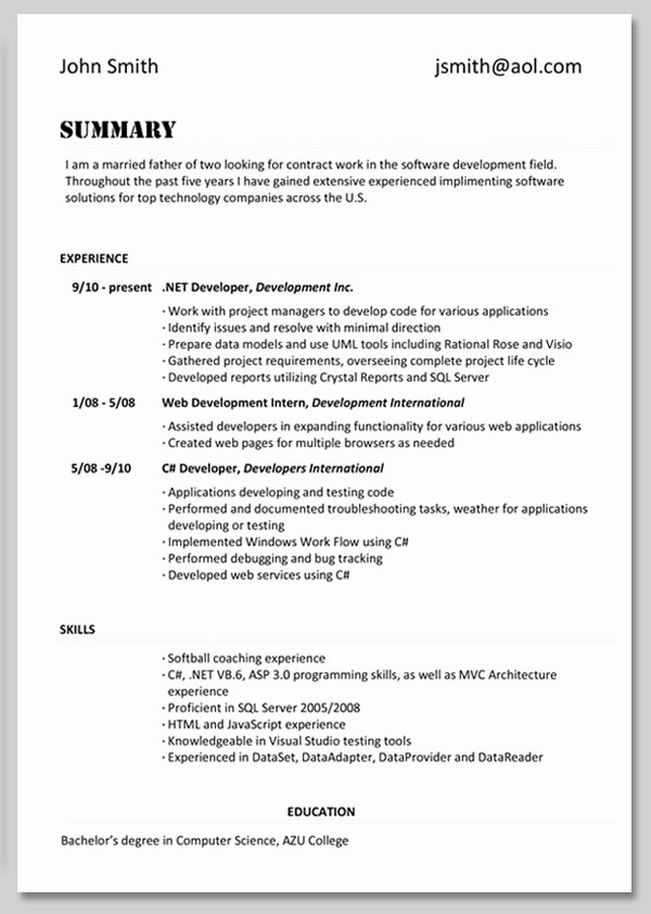 Top Skills to Put A Resumes Samplebusinessresume