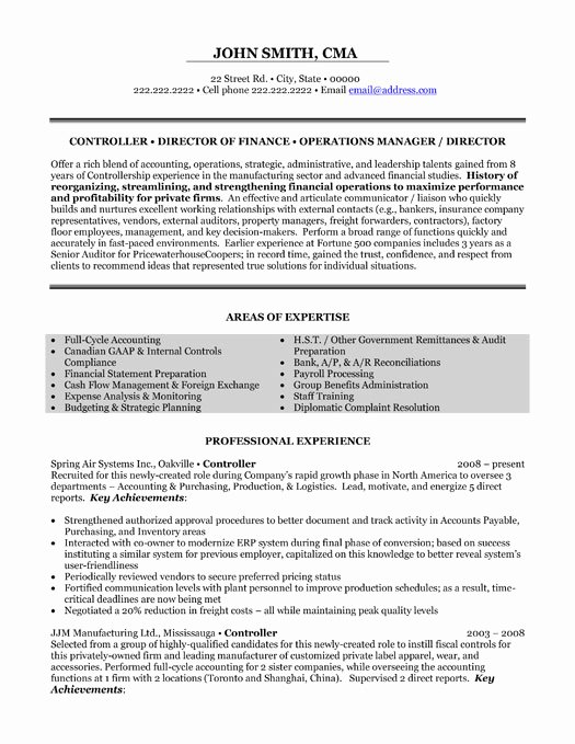 Top Supply Chain Resume Templates & Samples