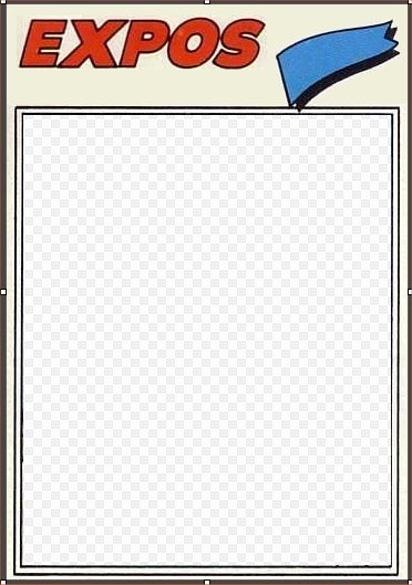 Topps Baseball Card Template Invitation Template