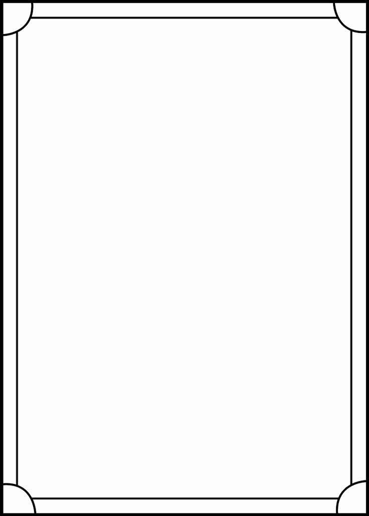Trading Card Template Back by Blackcarrot1129