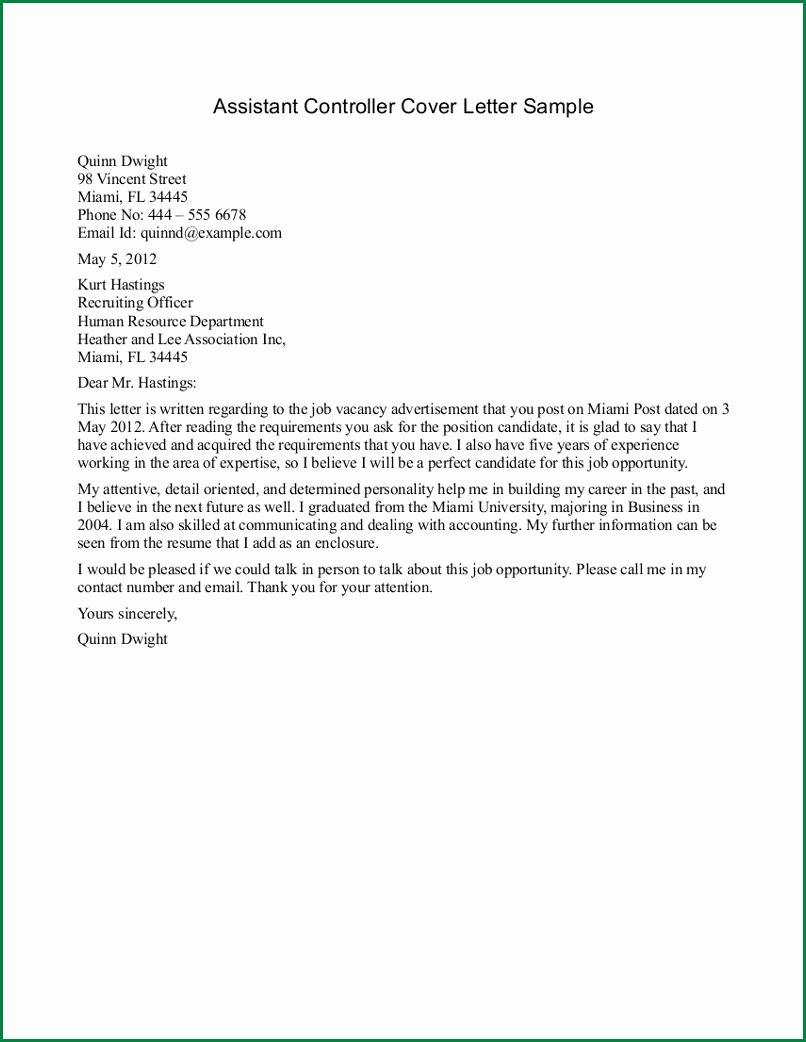 Traffic assistant Cover Letter Sarahepps