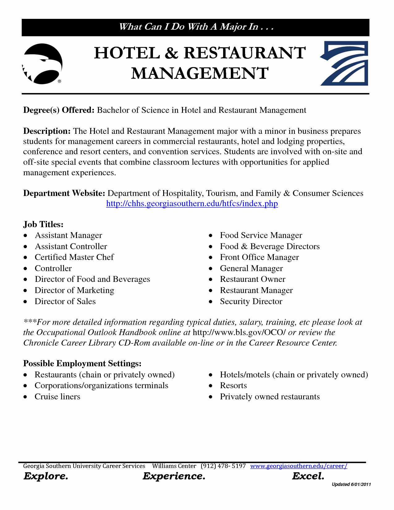 Transform Resume Restaurant Manager Sample with Additional