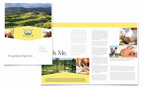 Travel & tourism Brochures & Flyers Word & Publisher