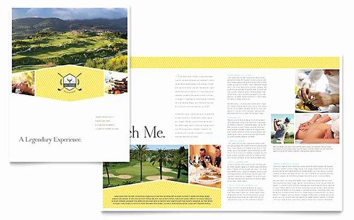 Travel & tourism Brochures & Flyers Word & Publisher