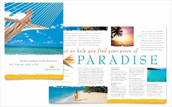 Travel Brochures – 18 Psd Ai Vector Eps format Download
