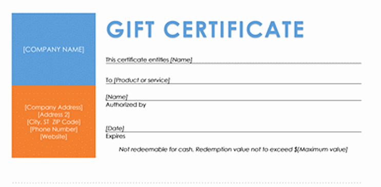 Travel Certificate Template Free Travel T Certificate