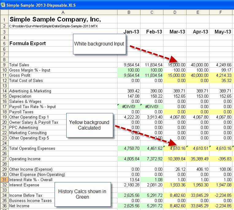 Treasurer Report Template Excel – thermomixub