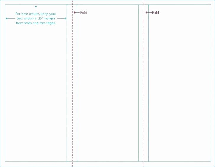 Tri Fold Brochure Google Docs Template