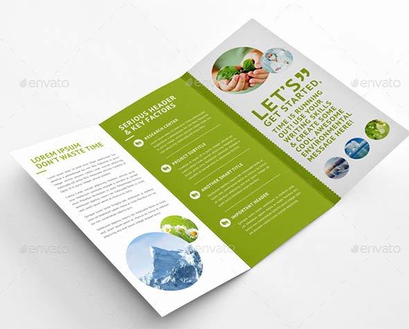 Tri Fold Brochure Indesign Renanlopes