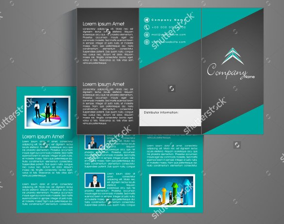 Tri Fold Brochure Templates 56 Free Psd Ai Vector Eps
