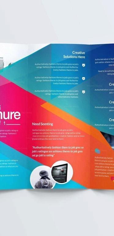 Tri Fold Brochure Templates Google Docs – ifa Rennes