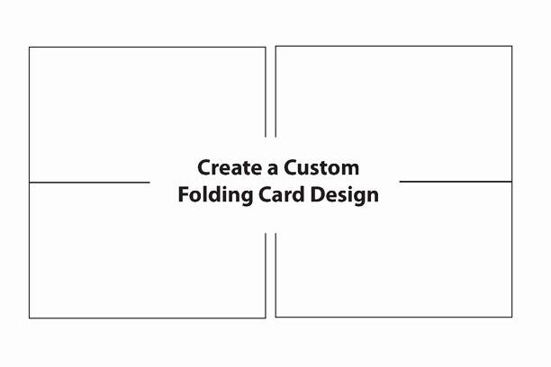Trileaf Designs Folding Card Template 1 Featured