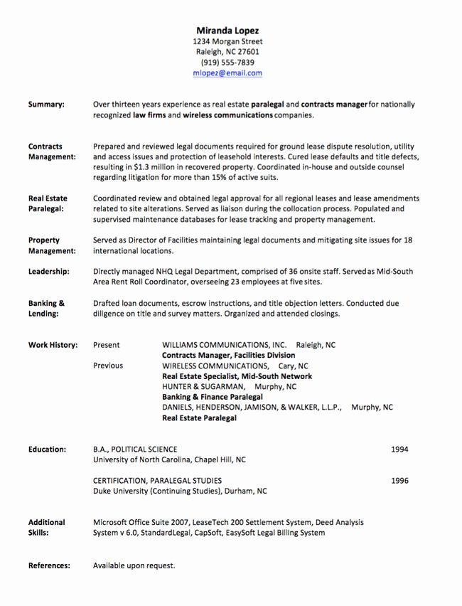 Uk Resume format