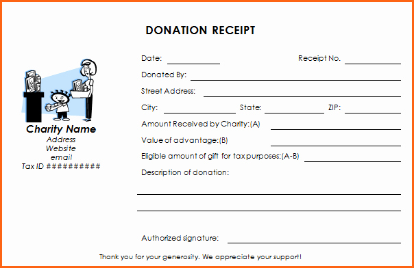 Ultimate Guide to the Donation Receipt 7 Must Haves & 6