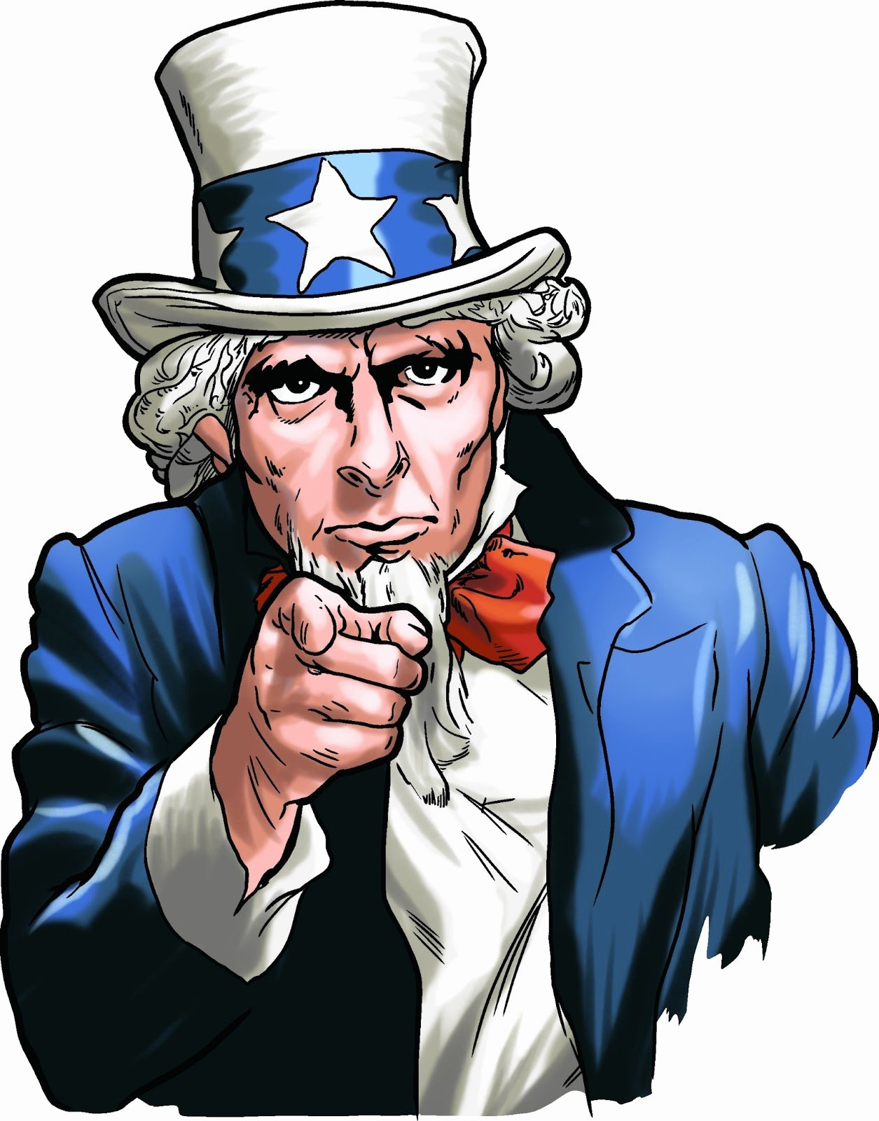 Uncle Sam I Want You Blank Template Imgflip