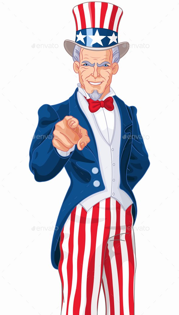 Uncle Sam Wants You by Dazdraperma