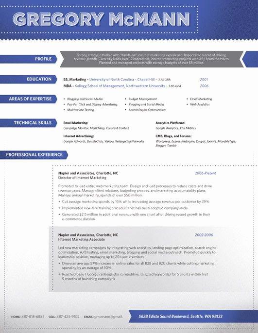 Underground Blue Resume Template 1024x1024 V