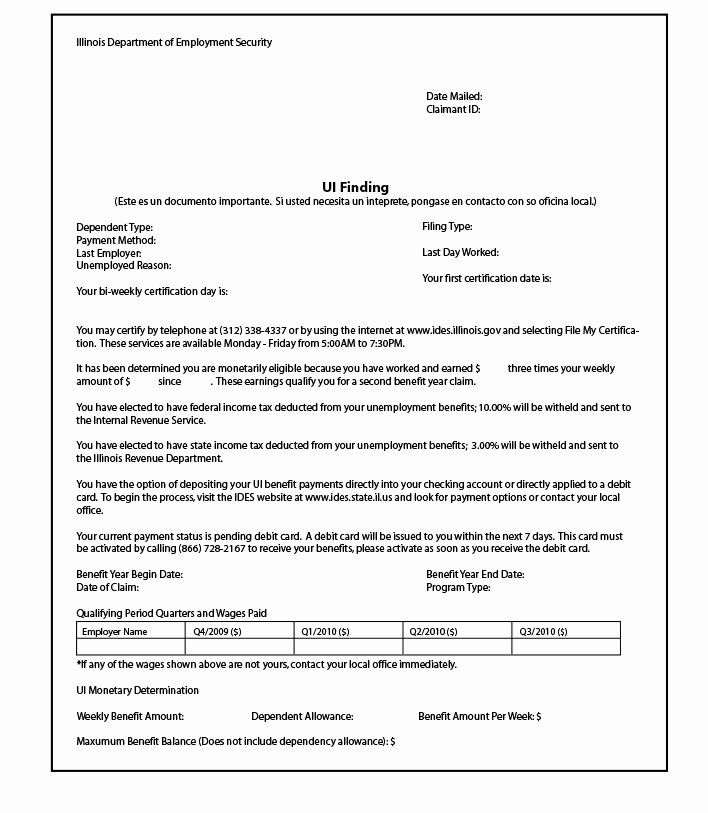 Unemployment Appeal Letter Sample Employer