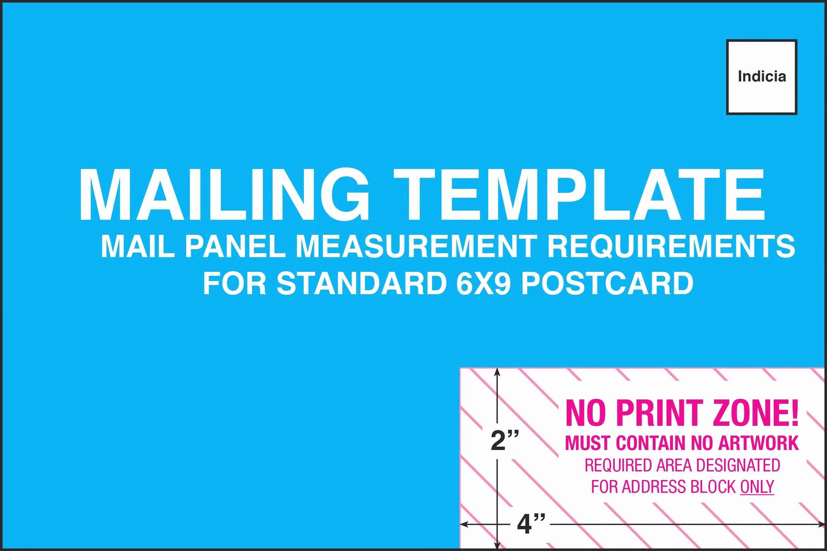 Unique 5x7 Postcard Template Usps