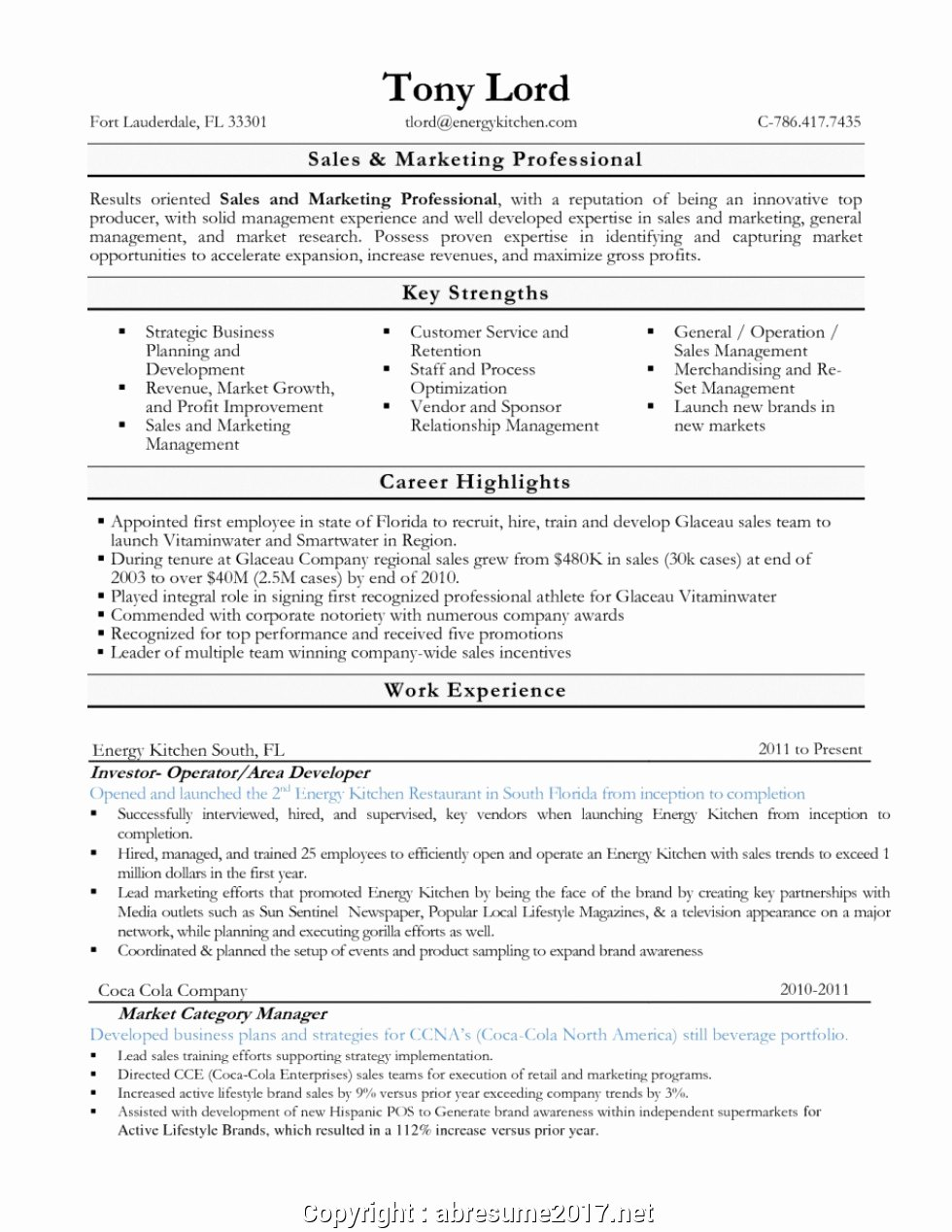 Unique Food and Beverage Director Resume Sample Food and