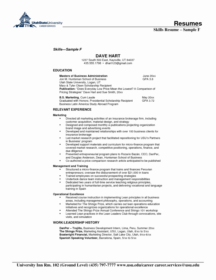 Unique Personal Skills Teacher Resume with Additional