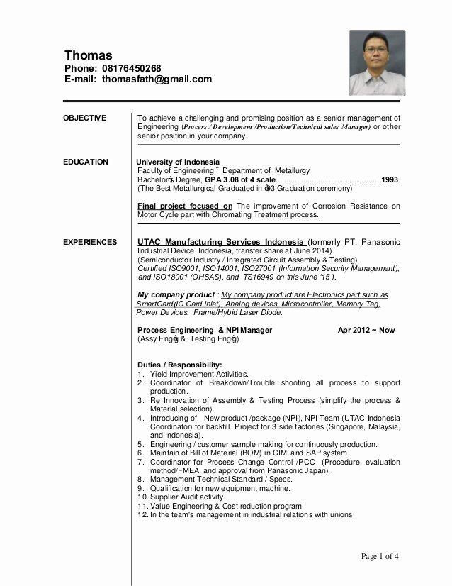 Update My Resume Resume Ideas