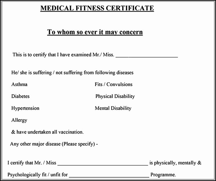 Use Fake Doctors Note Template to Survive
