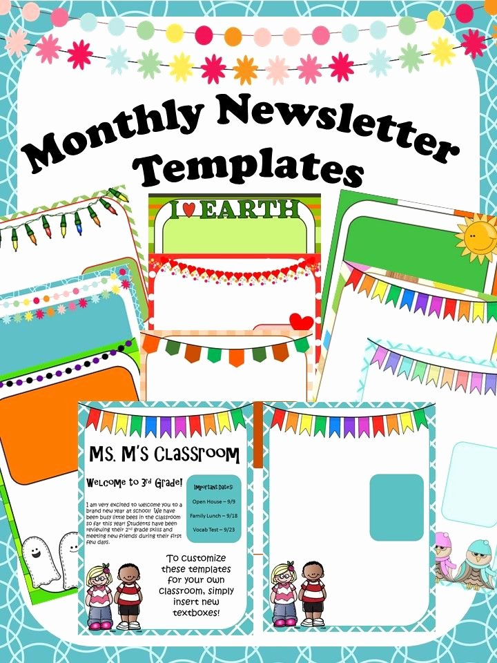 Using Newsletters In Your Classroom Has Never Been Easier