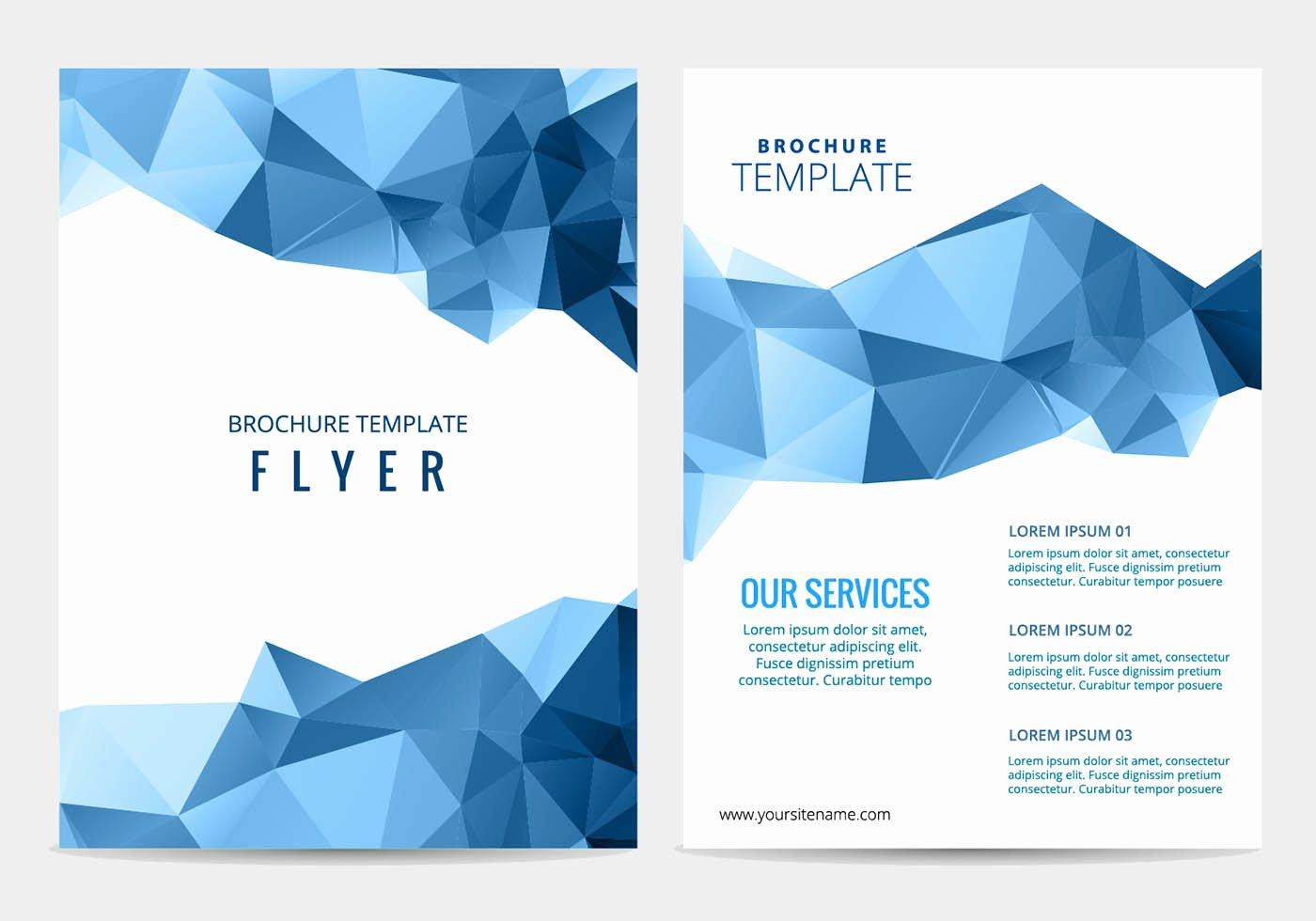 Vector Business Brochure Download Free Vector Art Stock