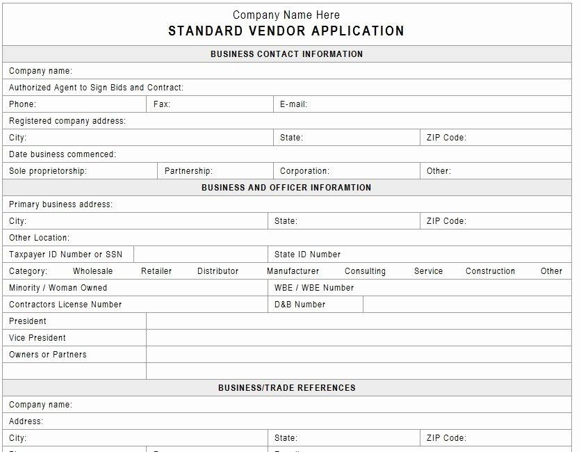 Vendor Application Related Keywords Vendor Application